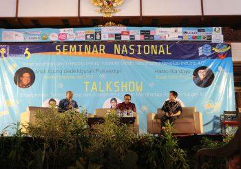 Seminar Nasional dan Talkshow Dalam Rangka Milad -24 Koperasi Mahasiswa Fakultas Ekonomi Universitas Islam Indonesia